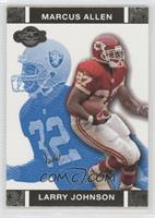 Larry Johnson, Marcus Allen #/349