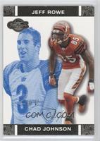 Chad Johnson, Jeff Rowe /349