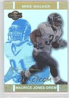 Maurice Jones-Drew, Mike Walker #/25