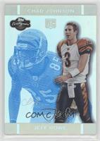 Jeff Rowe, Chad Johnson #/99