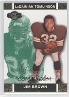 Jim Brown, LaDainian Tomlinson /249