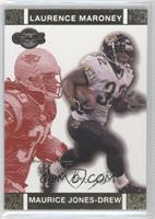 Laurence Maroney, Maurice Jones-Drew #/399