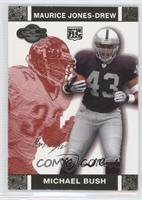 Michael Bush, Maurice Jones-Drew #/399