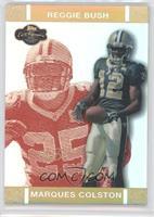 Marques Colston, Reggie Bush #/50