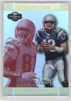 Tom Brady, Randy Moss #/150