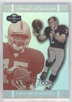 Fred Biletnikoff, Johnnie Lee Higgins /150