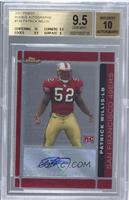 Patrick Willis [BGS 9.5 GEM MINT]