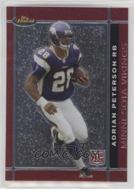 2007 Topps Finest - [Base] #112 - Adrian Peterson