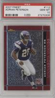 Adrian Peterson [PSA 10]