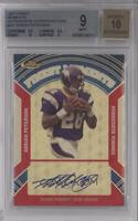Adrian Peterson /1 [BGS 9 MINT]