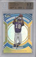 Sidney Rice /50 [BGS 9.5 GEM MINT]