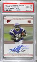 Adrian Peterson /135 [PSA 10 GEM MT]