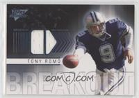 Tony Romo [Noted] #/50