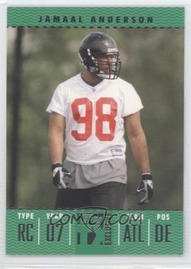 2007 Topps TX Exclusive - [Base] #150 - Jamaal Anderson /799