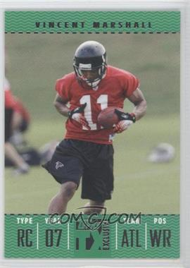 2007 Topps TX Exclusive - [Base] #152 - Vincent Marshall /1049