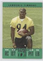 Lawrence Timmons #/799
