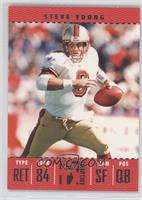 Steve Young #/1,099