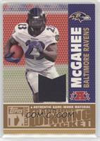 Willis McGahee #/199