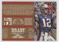 Tom Brady #78/99
