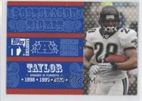 Fred Taylor #/499