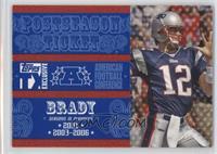 Tom Brady [Noted] #/499