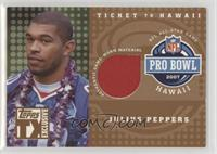 Julius Peppers [Noted] #/249
