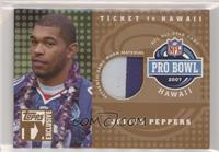 Julius Peppers [Noted] #/49