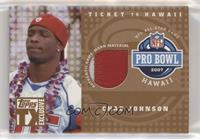 Chad Johnson #/49