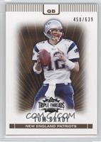 Tom Brady #/639