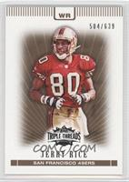 Jerry Rice /639