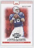 Peyton Manning /1449
