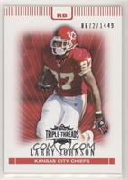 Larry Johnson #/1,449