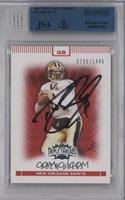 Drew Brees /1449 [JSA Certified Auto]
