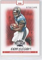 Fred Taylor #/1,449