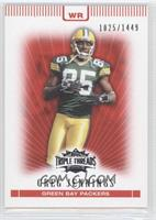 Greg Jennings #/1,449