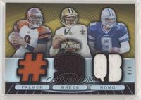 Carson Palmer, Drew Brees, Tony Romo /9
