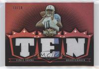 Vince Young [Noted] #/18