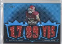 Larry Johnson #/3