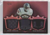 Andre Johnson [Noted] #/36