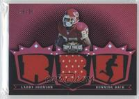 Larry Johnson #/36