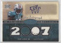 Ted Ginn Jr. [Noted] #/199