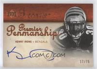 Kenny Irons /75