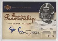 Scott Chandler [Noted] #/75