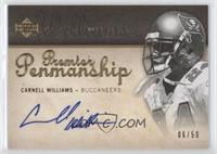 Carnell Williams /50