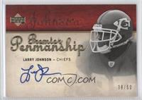 Larry Johnson /50