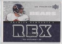 Rex Grossman [Noted] #/99