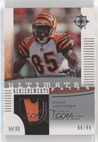 Chad Johnson [Noted] #/99