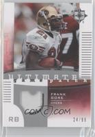 Frank Gore #/99