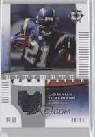 LaDainian Tomlinson #/99
