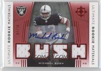 Michael Bush #/10